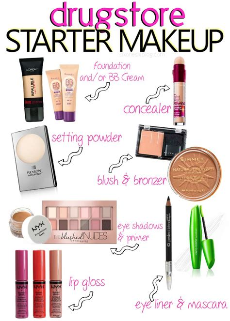 a beginner s guide to making a budget for people who can 25 best ideas about makeup starter kit on pinterest