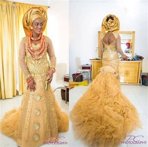 nigerian traditional wedding dresses best traditional nigerian wedding dress photos styles