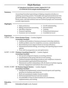 Government Consultant Sle Resume by Consultant Resume Exles Finance Resume Sles Livecareer