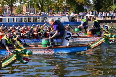 stratford dragon boat dragon boat race 2017 the shakespeare hospice
