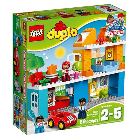 amazon lego amazon com lego duplo my town family house 10835 building