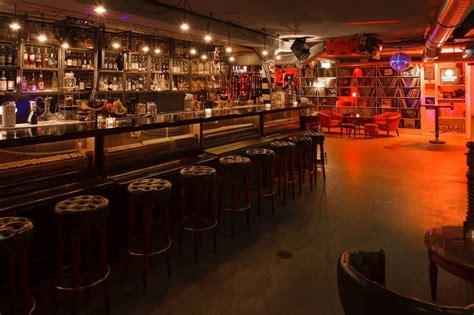 cool new bar in zurich widder garage newinzurich