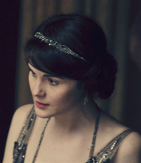 lady mary crawleys new hair style 38 best images about downton abbey hair on pinterest