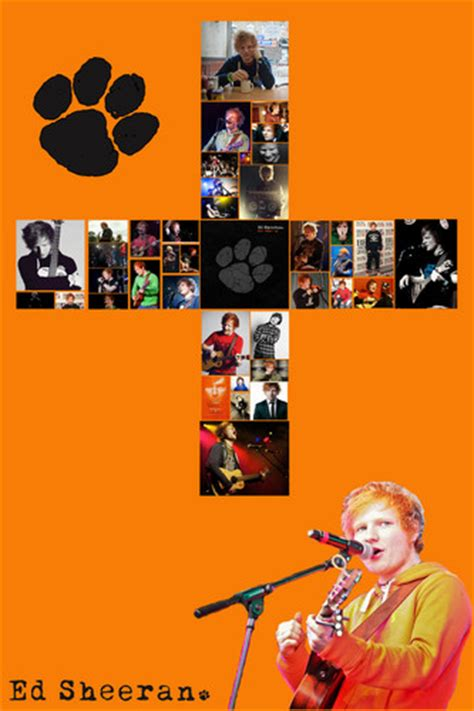 ed sheeran fan club ed sheeran images fan art hd wallpaper and background
