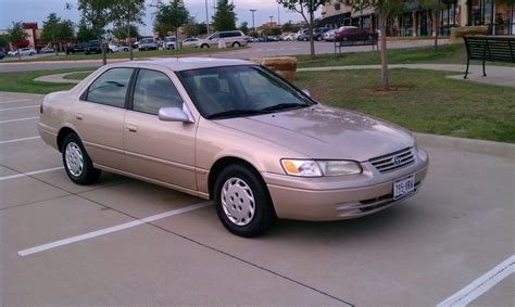 What Of Does A 1998 Toyota Camry Take 1998 Toyota Camry Information And Photos Zombiedrive