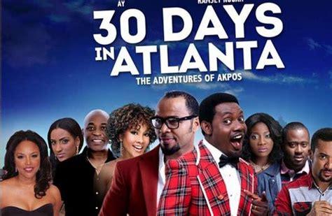 days atlanta 30 days in atlanta 2014 review