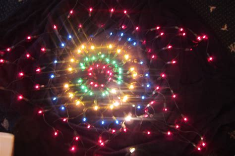 140 star net lights multi function lights christmas