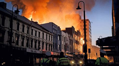myer loses court case over hobart store fire the examiner