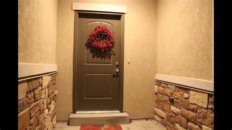 inexpensive trick  secure  front door  break