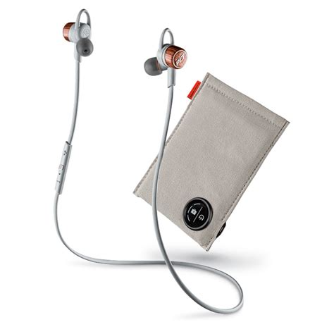 Plantronics Backbeat Go 3 by Plantronics Backbeat Go 3 With Charging Grey