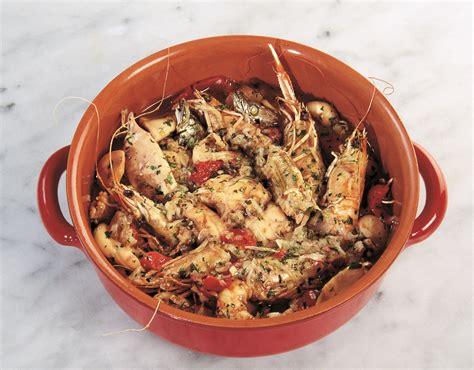la cucina italiana ricette di pesce ricetta buridda ligure di pesce le ricette de la cucina