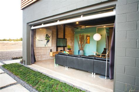 a garage door for every room in your home