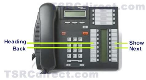 reset voicemail password nortel networks t7316e changing the time on your norstar