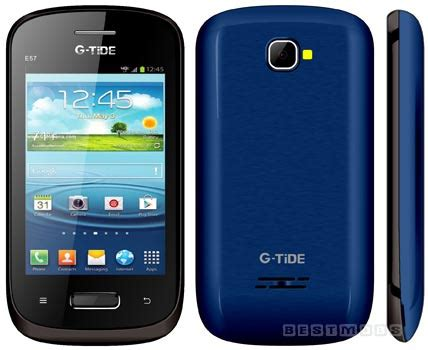 E57 Black g tide e57 specifications features and price