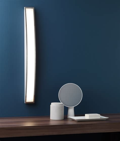 wide chrome ip44 bathroom light diffused bathroom over mirror led light 640mm wide