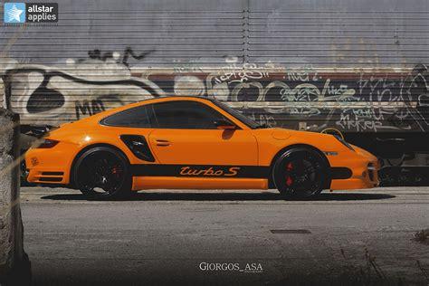 orange porsche 911 turbo porsche 911 turbo burnt orange allstar applies