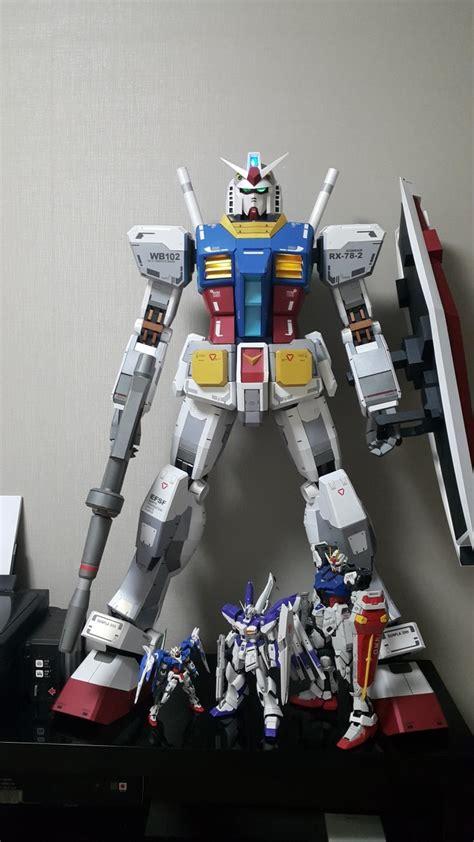 Gundam Papercraft - 1m rx 78 2 gundam papercraft by daeocean1221 papercraft