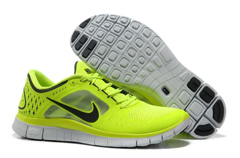 yellow nike shoes nike free 5 0 running shoes electric yellow black nk