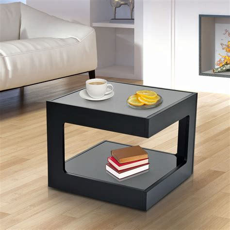 home goods accent tables 28 goods accent tables homcom x side wood end table
