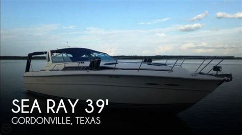 xpress boats for sale in tx 1987 sea ray boats 390 express cruiser gordonville tx for