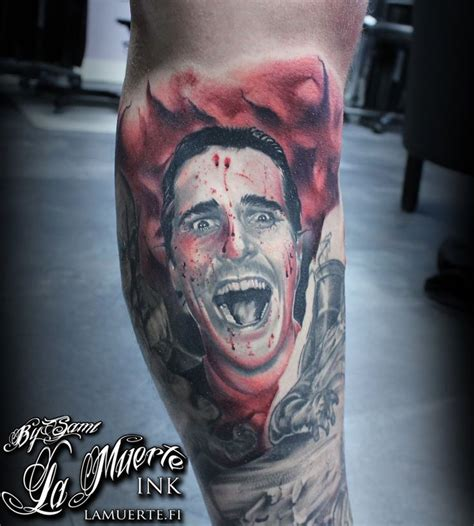 american psycho tattoo best 25 psycho ideas on flash