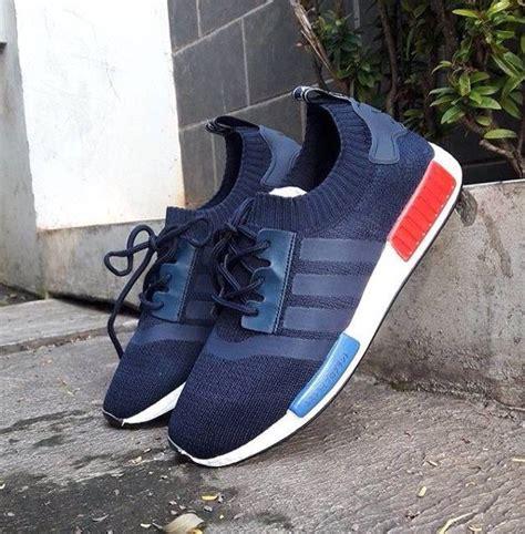Sepatu Wanita Adidas Kets Adidas Bercak E 01 Kets Adidas Wanita jual sepatu adidas nmd r1 primeknit import sneakers