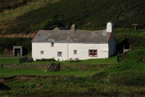 Blackpool Cottages by Blackpool Mill Cottage Hartland Peninsula