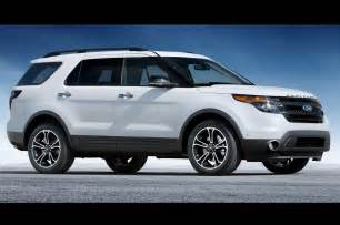 2013 Ford Explorer Reviews 2013 Ford Explorer Reviews And Rating Motor Trend
