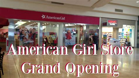 what stores sell american dolls american doll store opening mission viejo california