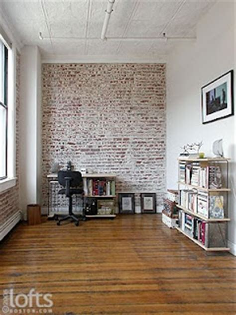 Whitewash Interior Brick Wall by White Washed Brick Home And Bedroom
