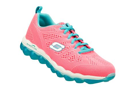 walking on air with skechers s skech air inspire