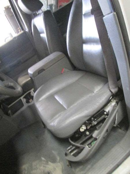 2005 Dodge Durango Interior Parts by Used 2005 Dodge Truck Durango Interior Front Seat Belts