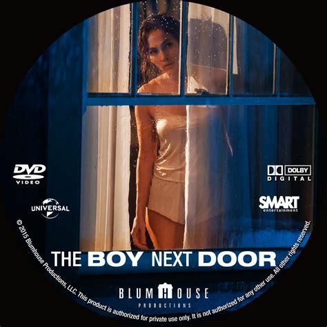 The Next Door Free by The Boy Next Door 2015 R0 Custom Cover Label