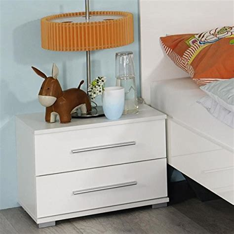 nachtkonsole weiß hochglanz hochglanz nachttisch awesome affordable medium