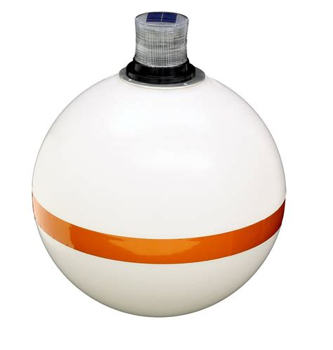 solar powered buoy lights marker buoy with solar navigation light view all lake