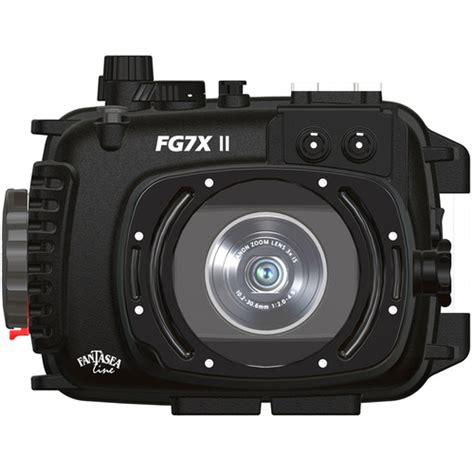Kamera Canon G7 Ii fantasea line fg7x ii underwater housing for canon g7 x