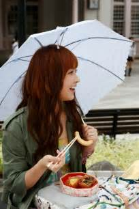 film drama korea lunch box jung yoo mi caught eating smiling so brightly hancinema