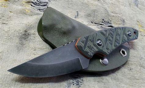 Handmade Tactical Knives - blue wasp knives custom tactical knife blade by bluewaspknives