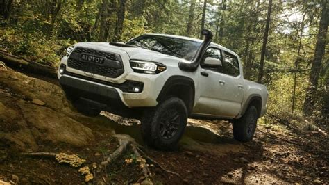 2020 Toyota Tacoma Updates by Reviews 2020 Toyota Tacoma Look Popular Truck Gets
