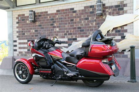 tilting trike motorcycle honda gold wind tilting motor works conversion trike