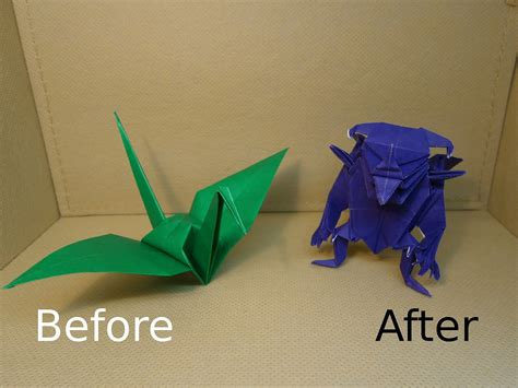 How To Make Complicated Origami - katakoto origami i recommend a book if you want to fold