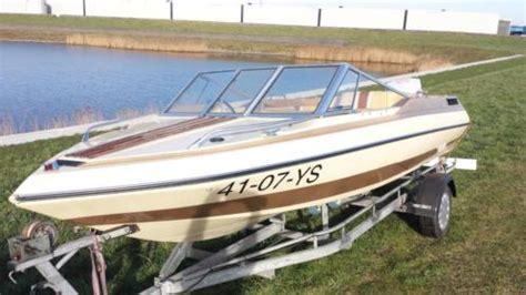 6 persoons speedboot supermooie glastron v180 met 140pk 6 pers retro