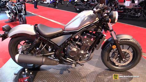 2018 honda motorcycles 2018 honda rebel 500 walkaround 2017 toronto