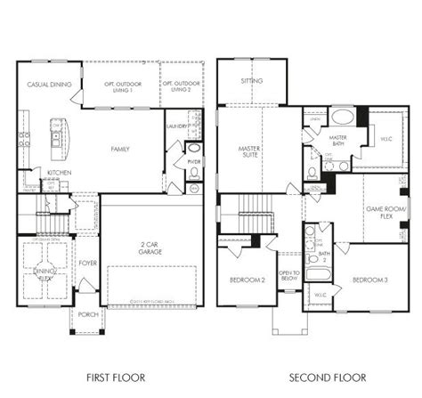 meritage home floor plans new meritage homes floor plans new home plans design