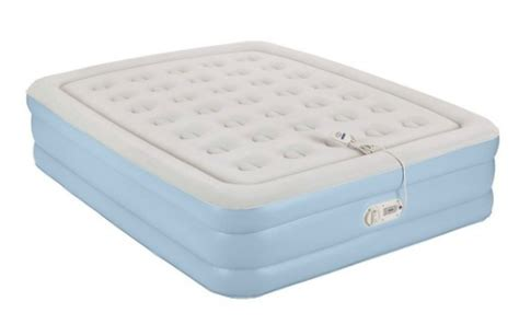 aerobed couch today only aerobed double high queen air mattress 37 49