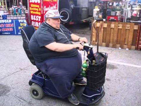 Merica Wheelchair Meme - vincent on fat people on their scooters at the walmart