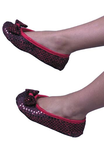 ruby slippers for adults dorothy s ruby slippers character costume shoes