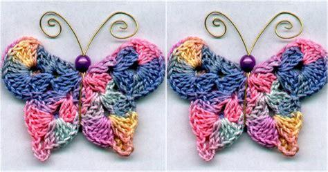 crochet butterfly knit crochet and fiber addict pinterest free crochet patterns of butterflies dancox for