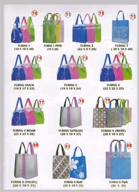 Grosir Kain Spunbond Jakarta tas spunbond surabaya pusat cetak sablon merchandise