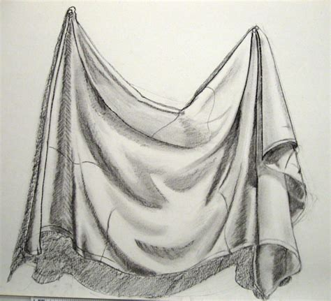 drawing drapery folds fabric folds 1 by joe5art on deviantart